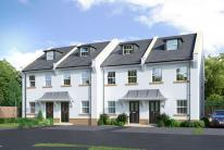 BH12 MIDDLETON PLACE, Poole. Brand new development - From £385,000